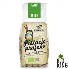 Pistacje prażone bio organiczne Bio Planet