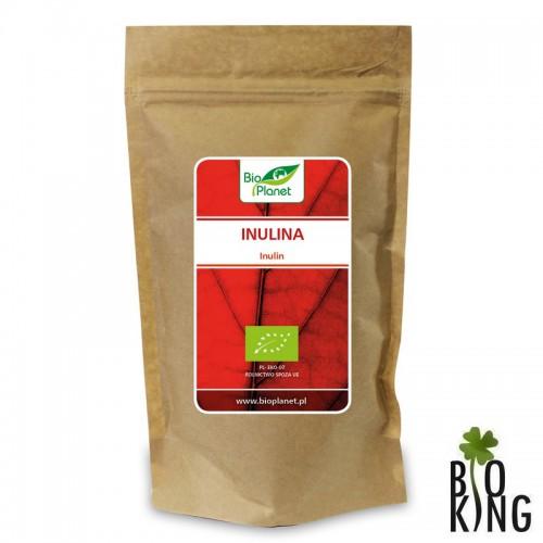 Inulina z agawy organiczna Bio Planet