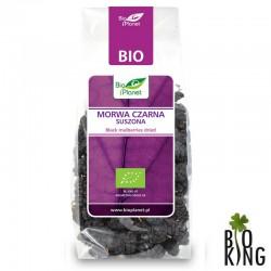 Morwa czarna suszona organiczna bio Bio Planet