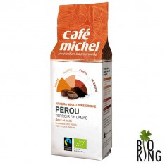 Kawa mielona Arabica Peru Fair Trade Cafe Michel
