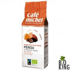 Kawa mielona Arabica Peru Fair Trade Cafe Michel