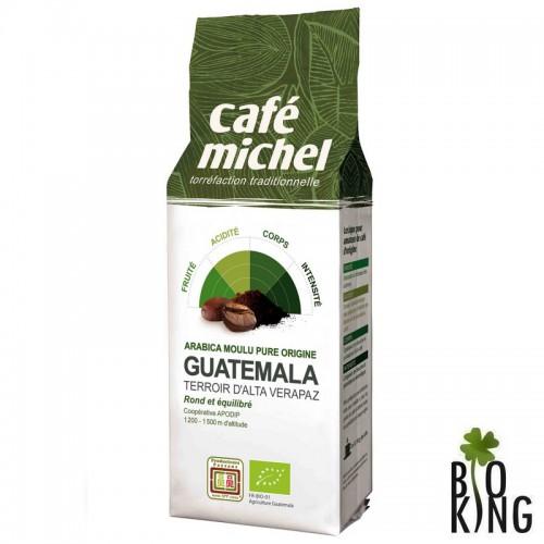 Kawa mielona Arabica bio Gwatemala Cafe Michel