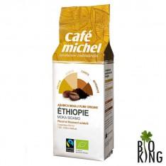 Kawa mielona mokka sidamo Etiopia bio Cafe Michel