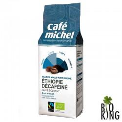 Kawa Arabica bezkofeinowa Etiopia Cafe Michel