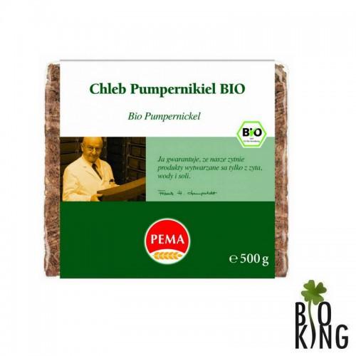 Chleb pumpernikiel bio organiczny Pema