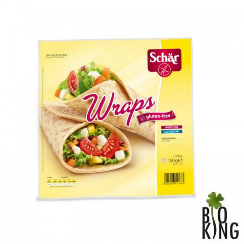 Wraps bezglutenowa tortilla Schar