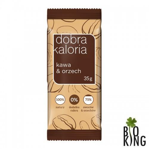 Baton owocowy kawa orzech nerkowca Dobra Kaloria