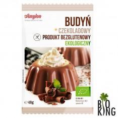 Budyń czekoladowy bio bezglutenowy Amylon