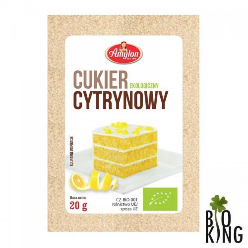 Cukier cytrynowy ekologiczny Amylon