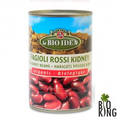 Czerwona fasola kidney w puszce bio La Bio Idea