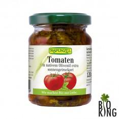 Pomidory suszone bio w oliwie Rapunzel