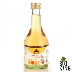 Ocet jabłkowy bio filtrowany Alce Nero