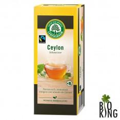 Herbata czarna ceylon ekspresowa bio Lebensbaum