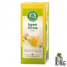 Herbata zielona imbir cytryna bio Lebensbaum