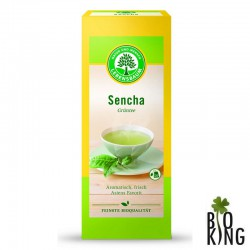 Herbata zielona sencha bio Lebensbaum