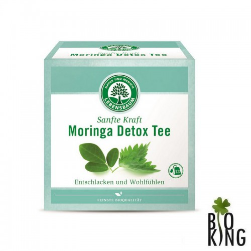 Herbata Moringa detoks eskpresowa Lebensbaum