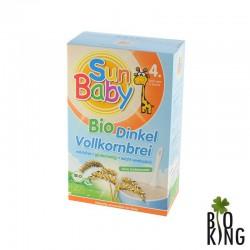 Kaszka orkiszowa dla dzieci bio Sun Baby