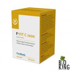 F-Vit C 1000mg witamina C proszek ForMeds