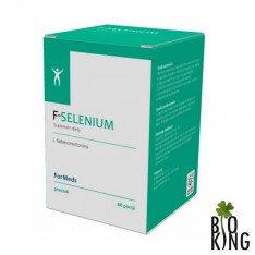 F-Selenium selen w proszku z inuliną ForMeds