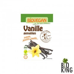 Wanilia mielona Bourbon Biovegan