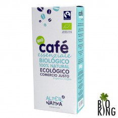 Kawa Arabica/Robusta bio mielona AlterNativa