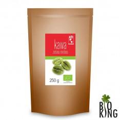 Zielona kawa mielona bio Bio Ameryka