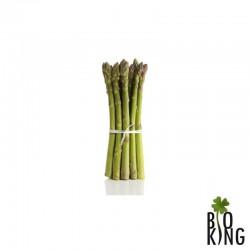 Szparagi zielone świeże bio BioPlanet