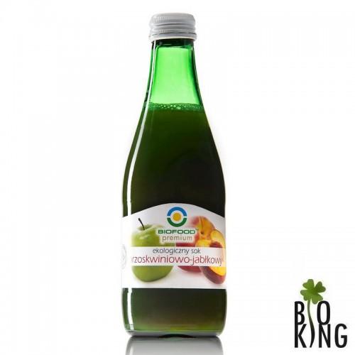 Sok brzoskwiniowo-jabłkowy bio BioFood