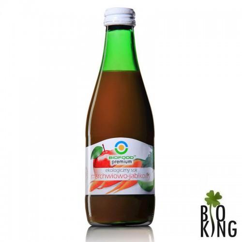 Sok marchwiowo-jabłkowy bio BioFood