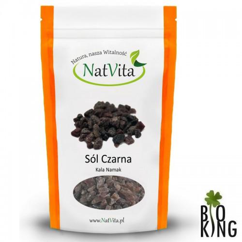Sól czarna Kala Namak himalajska NatVita