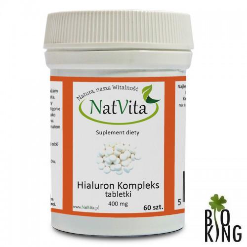 Hialuron Kompleks tabletki NatVita