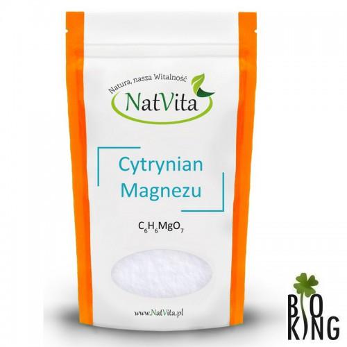 Cytrynian magnezu NatVita