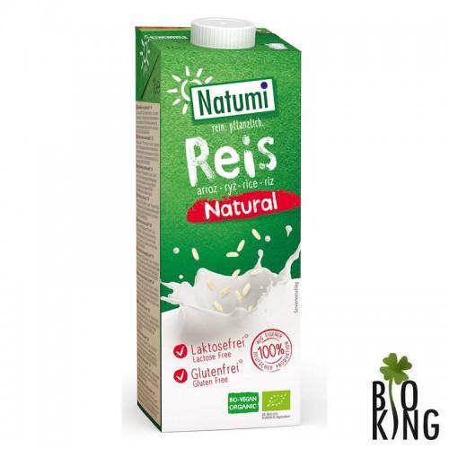 Napój ryżowy bezglutenowy bio Natumi