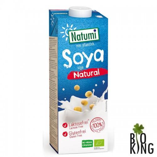 Napój sojowy bezglutenowy bio Natumi