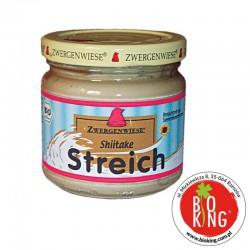 Pasta słonecznikowa z grzybami shitake bio Zwergenwiese