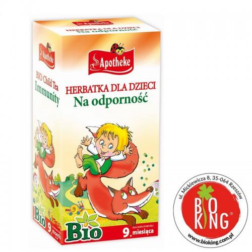 Herbatka dla dzieci na odporność bio Apotheke