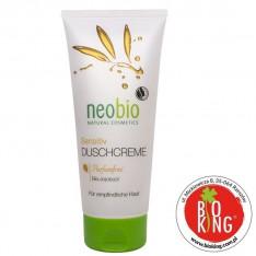 Żel pod prysznic z olejkiem jojoba bio Neobio