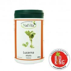 Lucerna mielona alfalfa NatVita