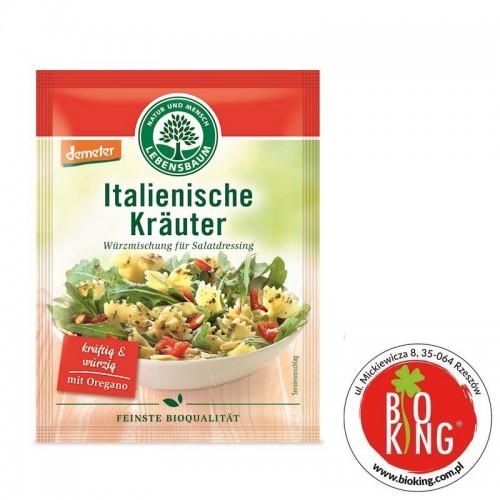 Sos sałatkowy włoski w proszku bio Lebensbaum