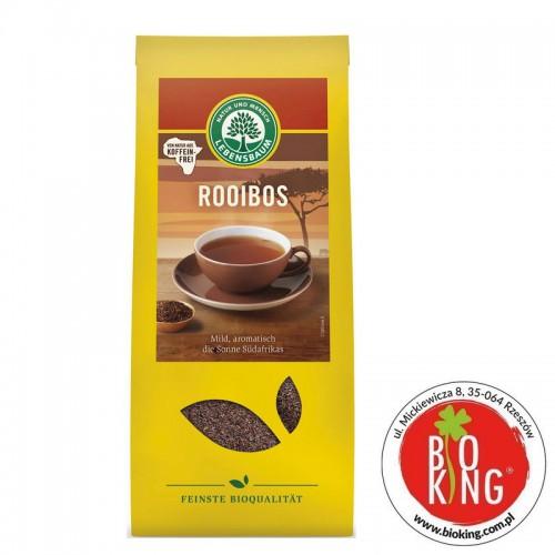 Herbata rooibos classic liściasta lub ekspresowa bio Lebensbaum