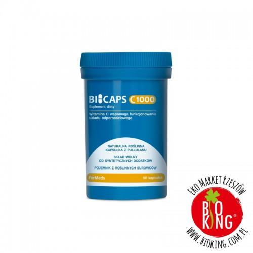 BiCaps witamina C 1000 mg kapsułki ForMeds