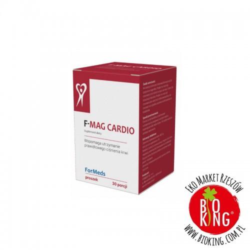 F-Mag Cardio magnez, potas i wit. B6 proszek ForMeds