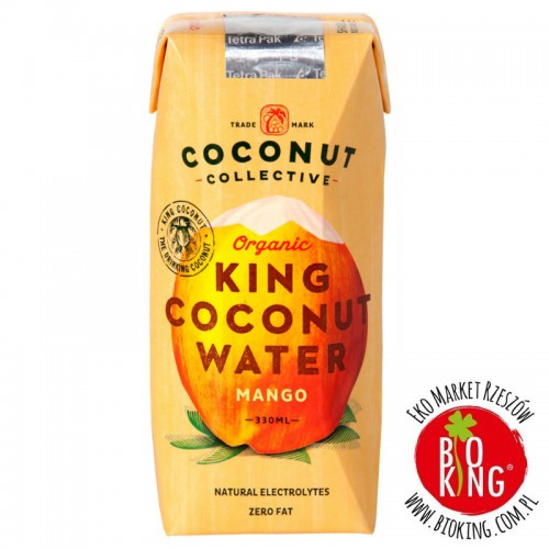 Woda kokosowa bio z mango Coconut Collective