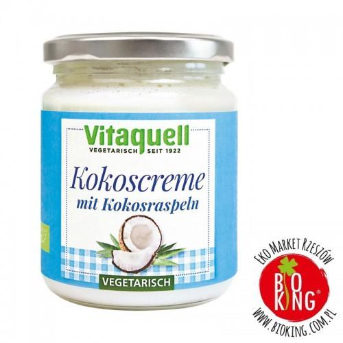 Krem kokosowy ekologiczny Vitaquell