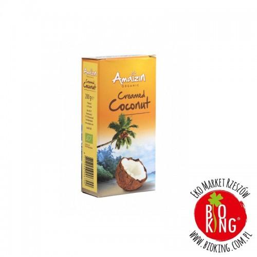 Pasta kokosowa ekologiczna Amaizin