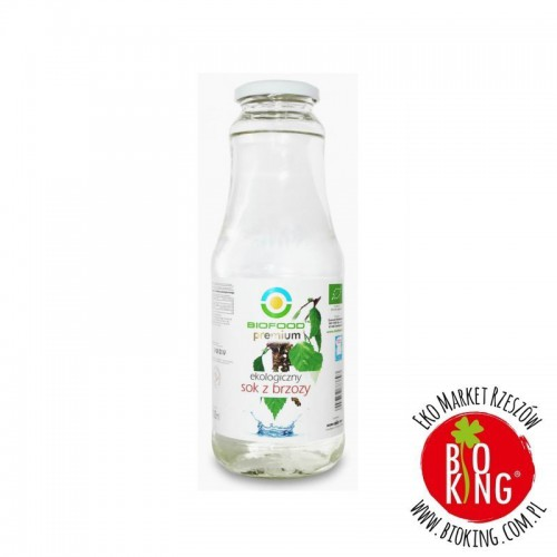 Sok z brzozy ekologiczny Bio Food Premium