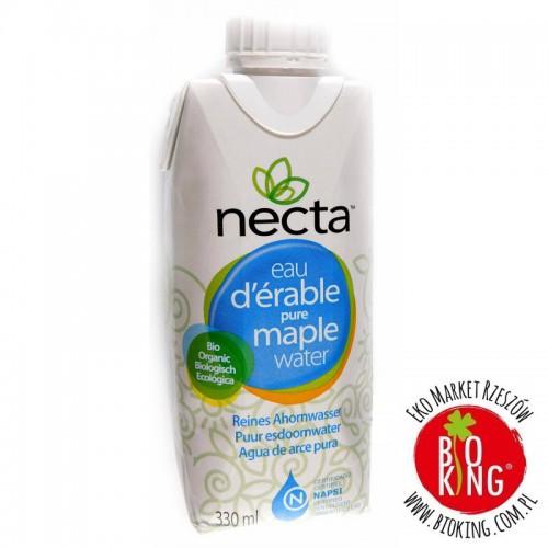 Woda klonowa ekologiczna Necta