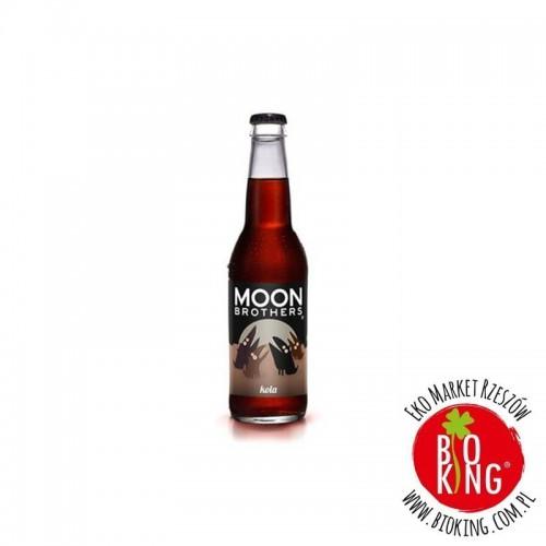 Napój kola z naturalną kofeiną MoonBrothers