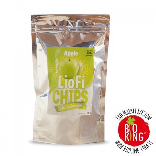 Jabłko liofilizowane chipsy 100% Elena