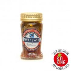 Anchois filety w bio oliwie z oliwek EV Fish4Ever